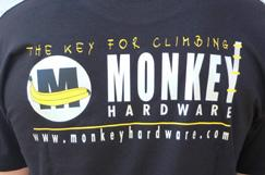 Monkey Hardware t-Shirt, Kleidung günstig kaufen
